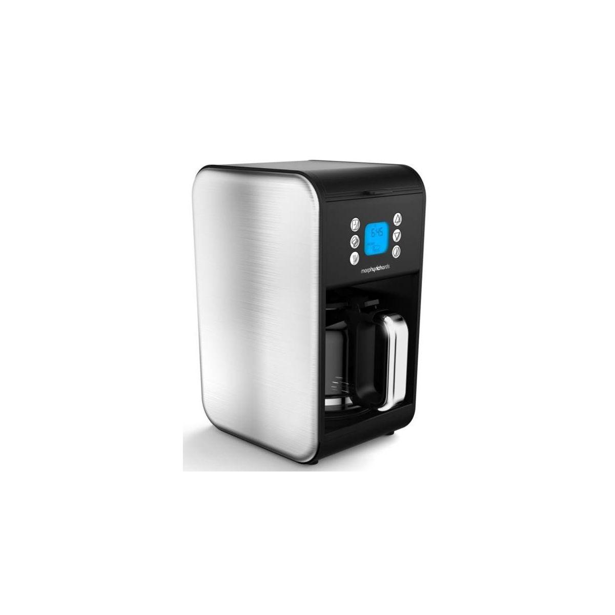 Cafeti�re programmable morphy richards accents refresh inox - 10% de remise imm�diate avec le code : deal10 (photo)