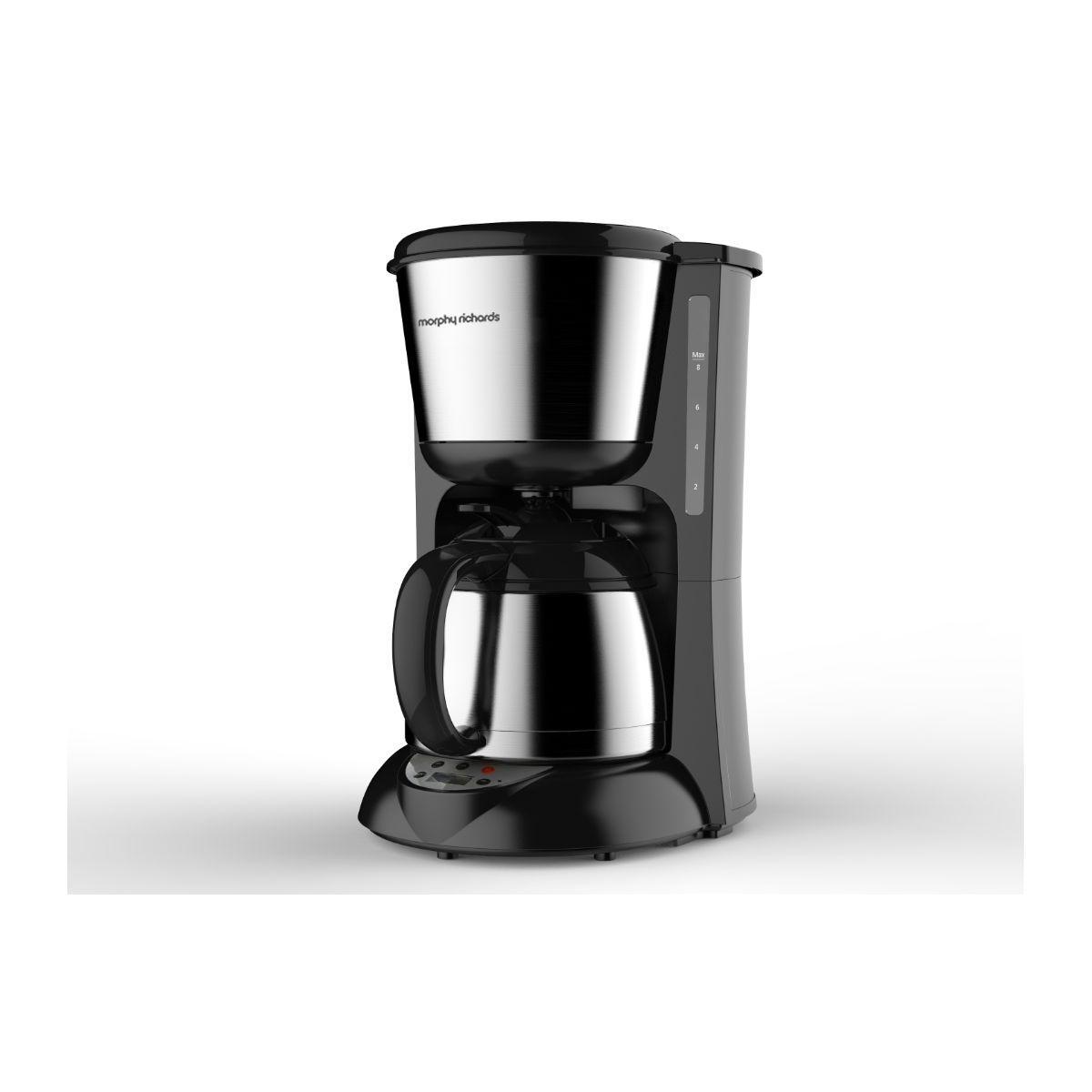 Cafeti�re isotherme morphy richards accents thermos prog. inox - 2% de remise imm�diate avec le code : deal2 (photo)