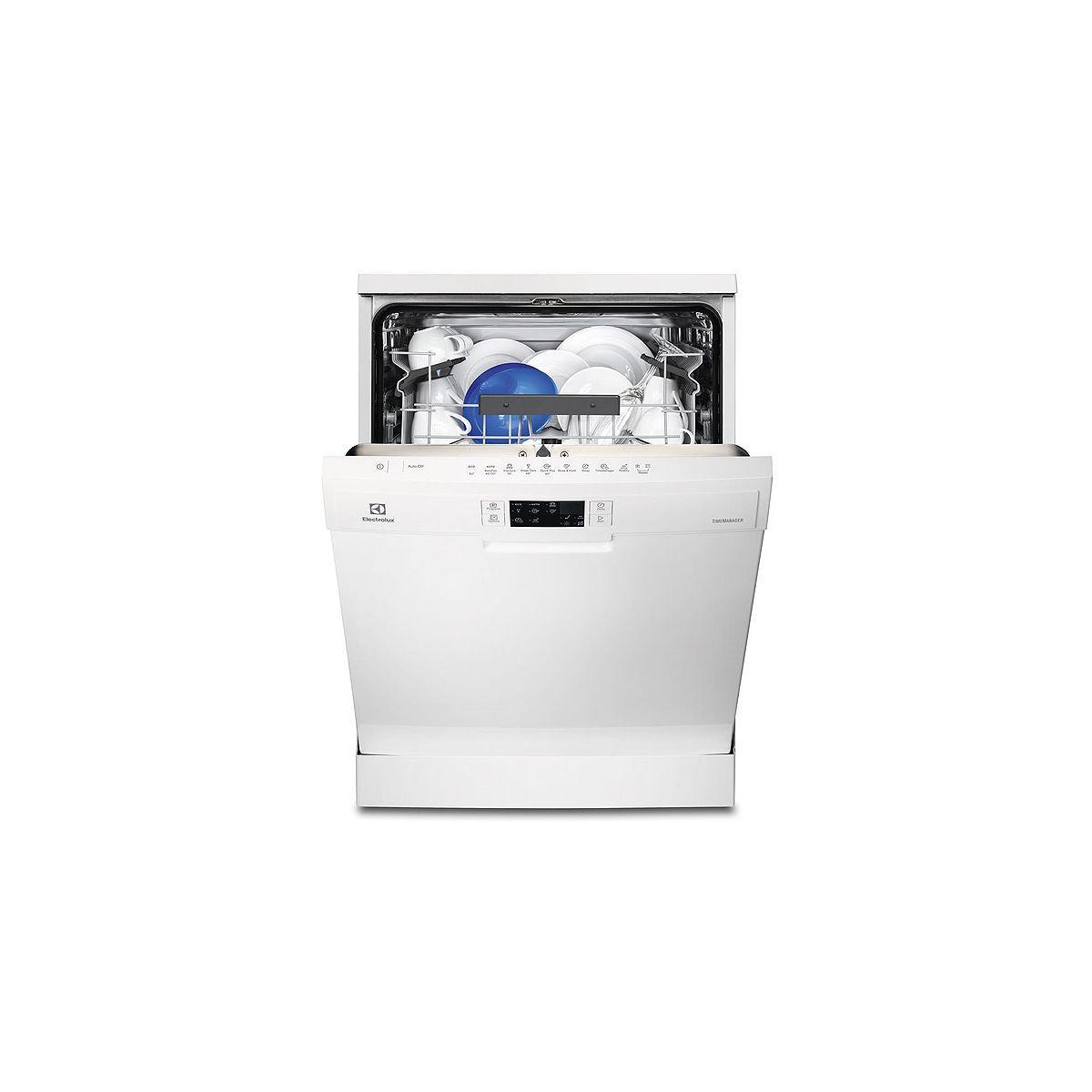 Lave vaisselle 60 cm electrolux airdry esf5545low - livraison offerte : code livp (photo)