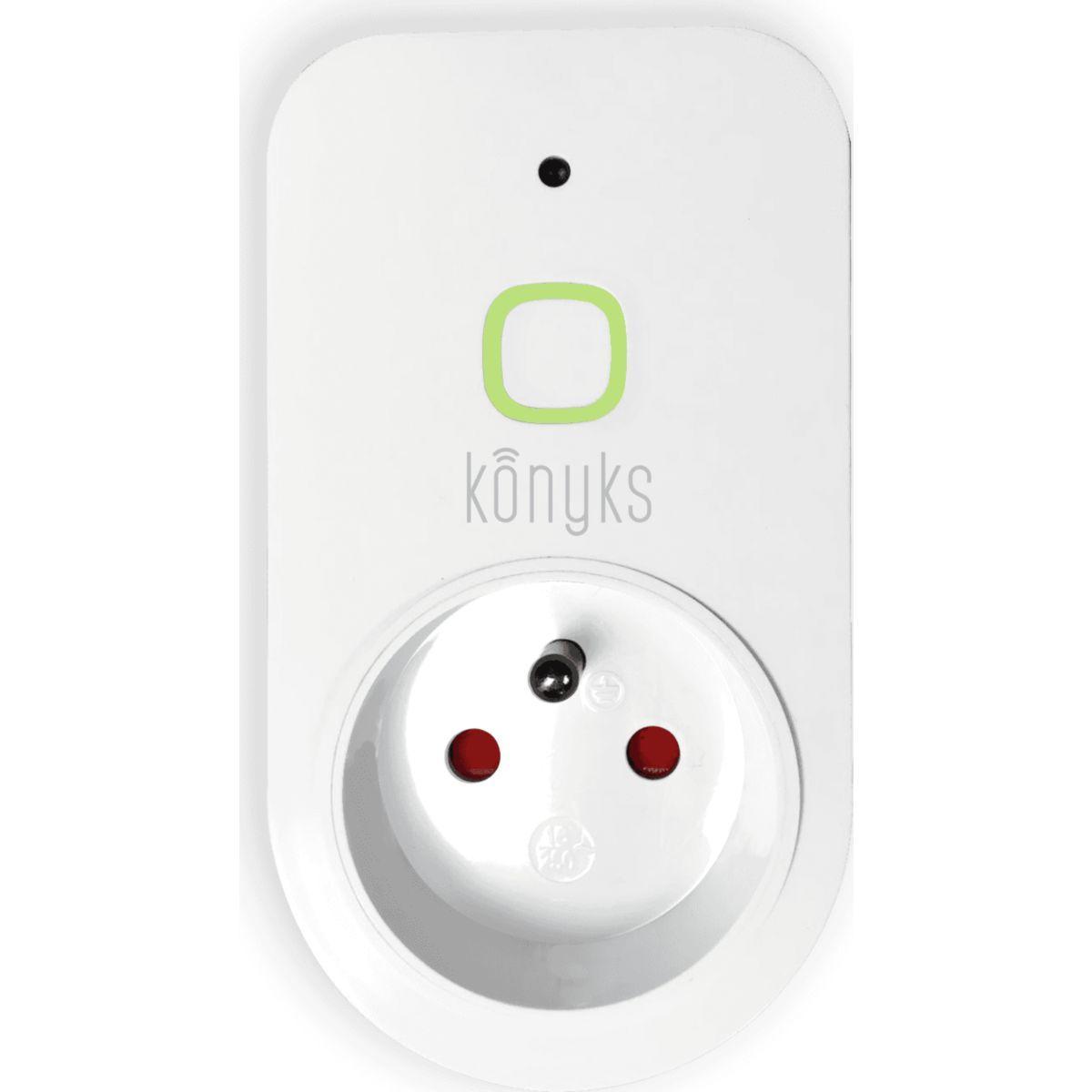Prise connect�e konyks plug connect� priska + - 15% de remise imm�diate avec le code : school15 (photo)