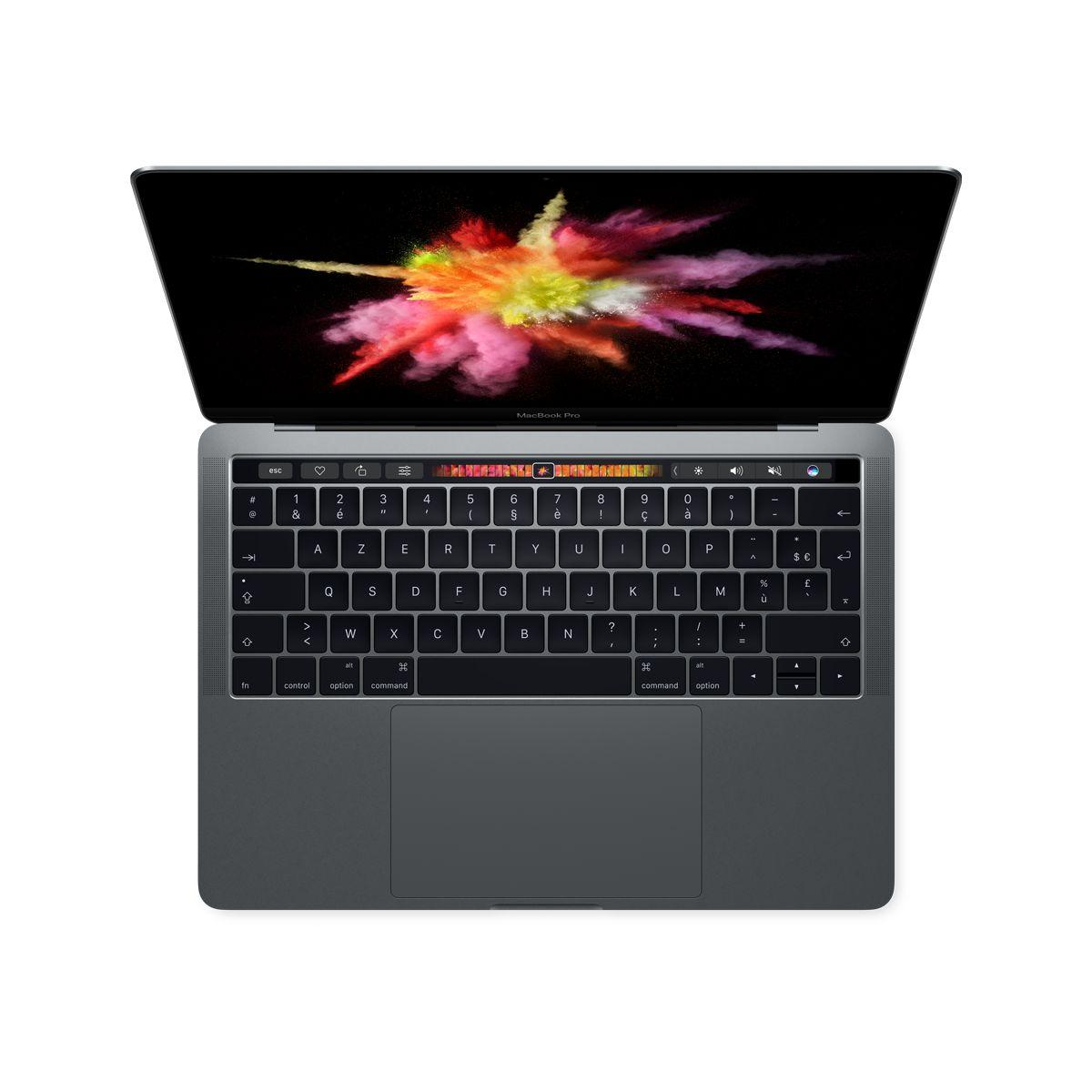Ordinateur apple macbook cto new pro 13 i5 tb 16go 512go gris sid - livraison offerte : code livdom (photo)