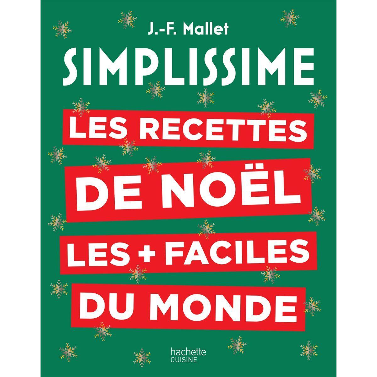 Livre de cuisine hachette simplissime recettes de noel (photo)