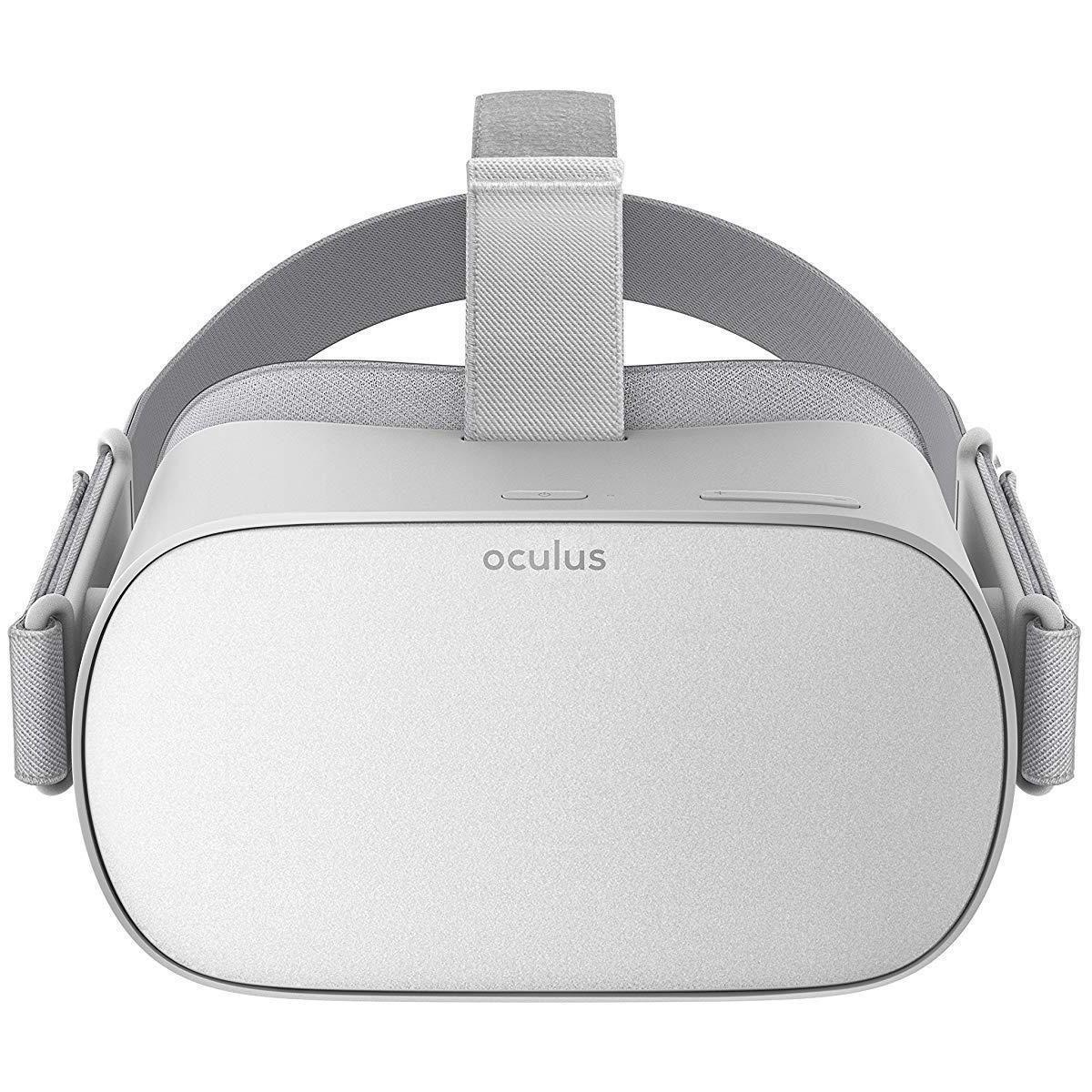 Casque de r�alit� virtuelle oculus go 32gb - livraison offerte : code relay (photo)