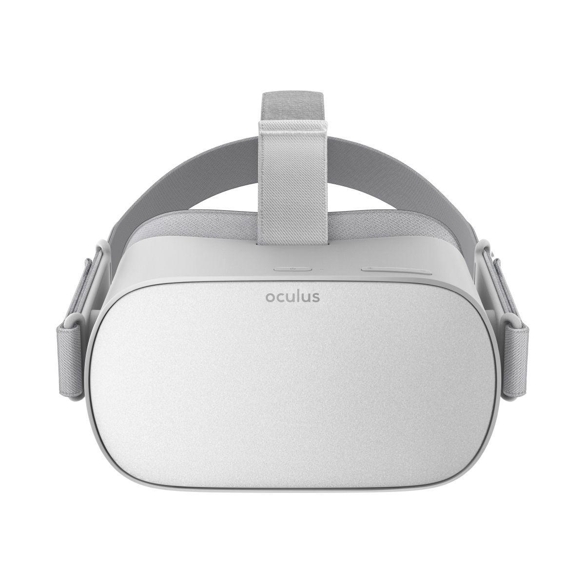 Casque de r�alit� virtuelle oculus go 64gb (photo)