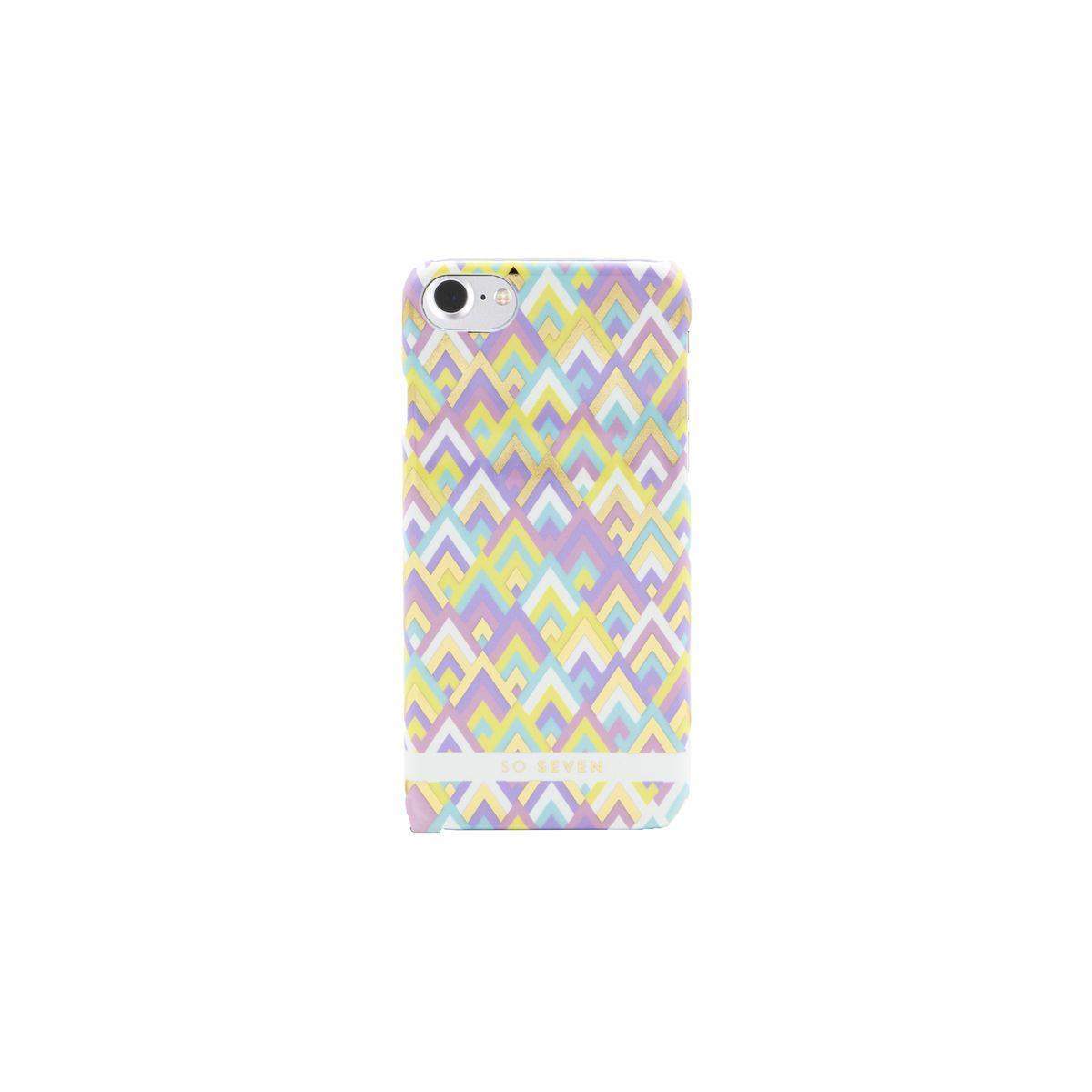 Coque so seven notting hill triangles apple iphone 7 - 10% de remise imm�diate avec le c