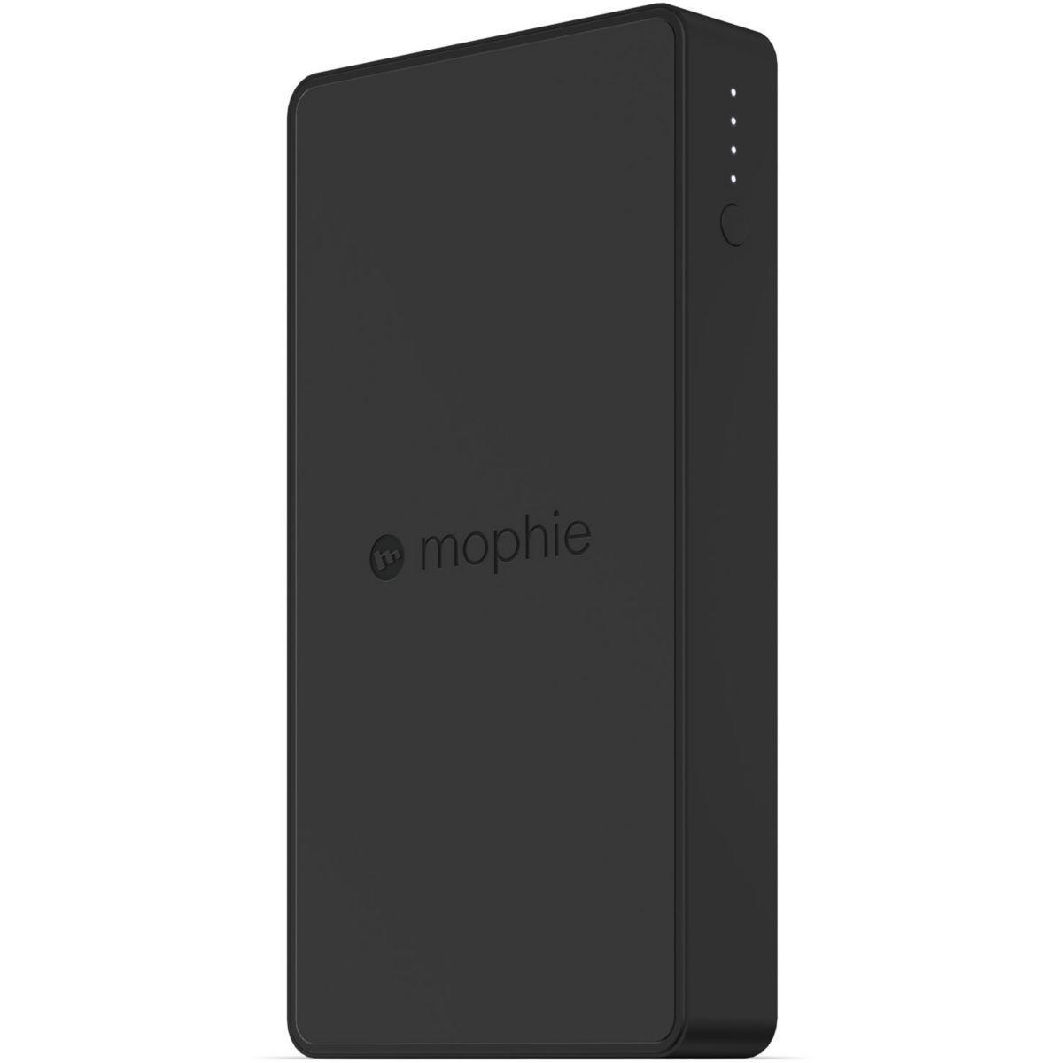 Batterie externe mophie power station wireless qi 10000 mah noir - 2% de remise imm�diate avec le code : deal2 (photo)