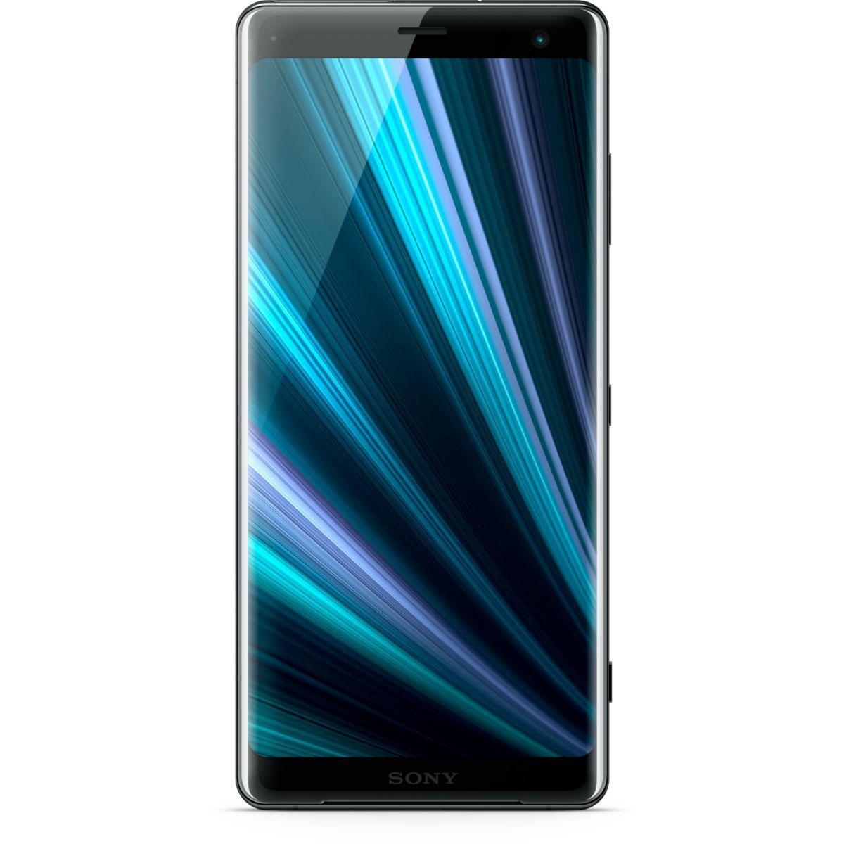 Smartphone sony xperia xz3 noir - 5% de remise imm�diate avec le code : deal5