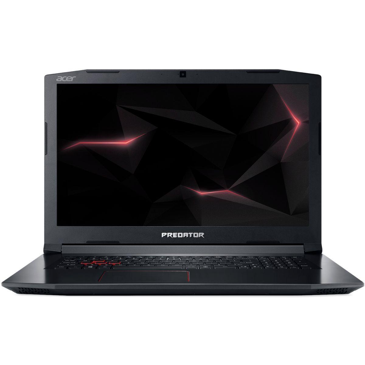 Pc gamer acer predator helios 300 ph317-52-77lx - livraison offerte : code premium