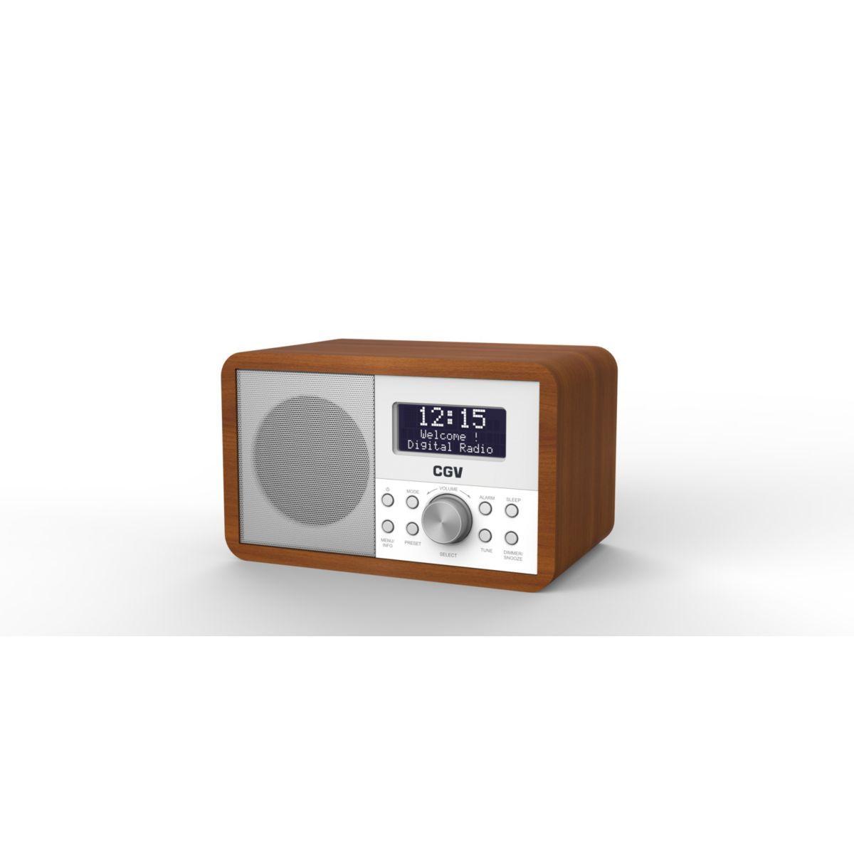 Radio num�rique cgv dr25+