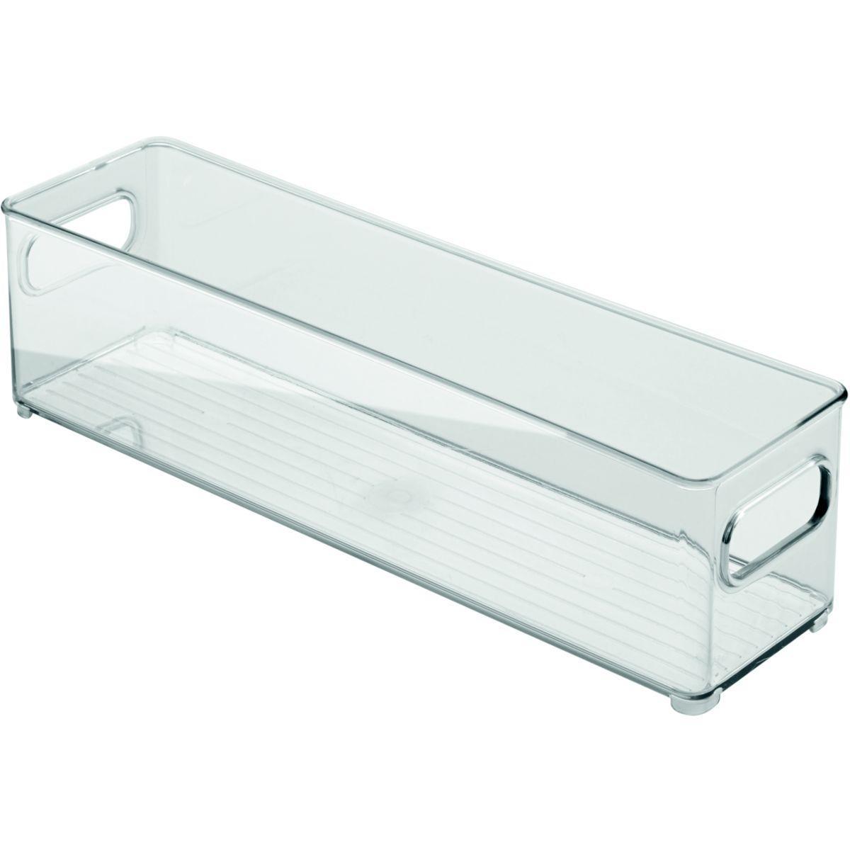 Boite de rangement interdesign pour refrigerateur et congelateur 4x4 - 5% de remise imm�