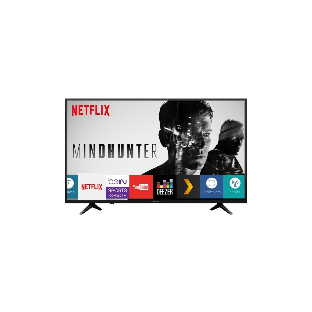 Tv led hisense 43ae6030 - livraison offerte : code premium