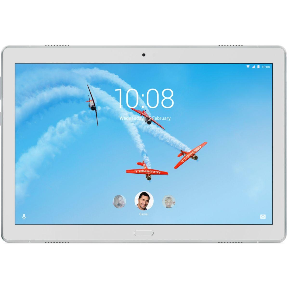 Tablette android lenovo tab p10 4g (photo)