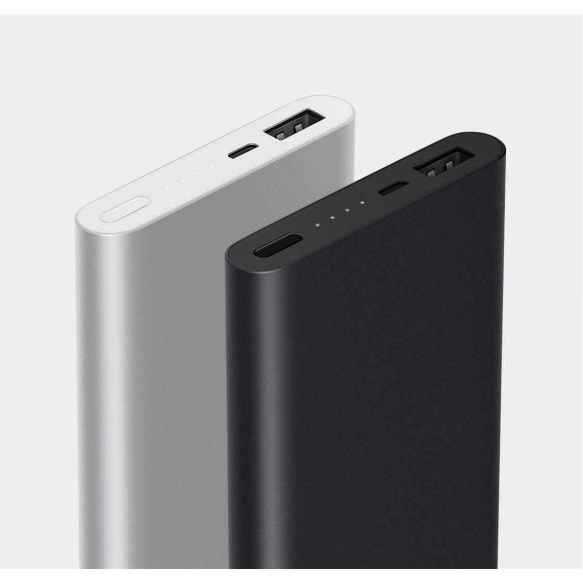 Batterie externe xiaomi 10000mah mi power bank 2s (black) - 2% de remise imm�diate avec le code : deal2 (photo)