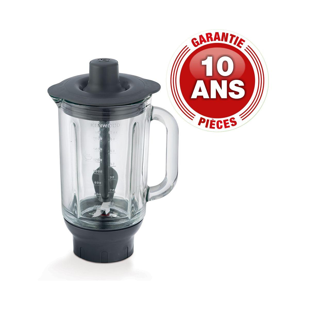 Blender kenwood kah37gl bol mixeur thermo resist 1.6l - livraison offerte : code premium (photo)