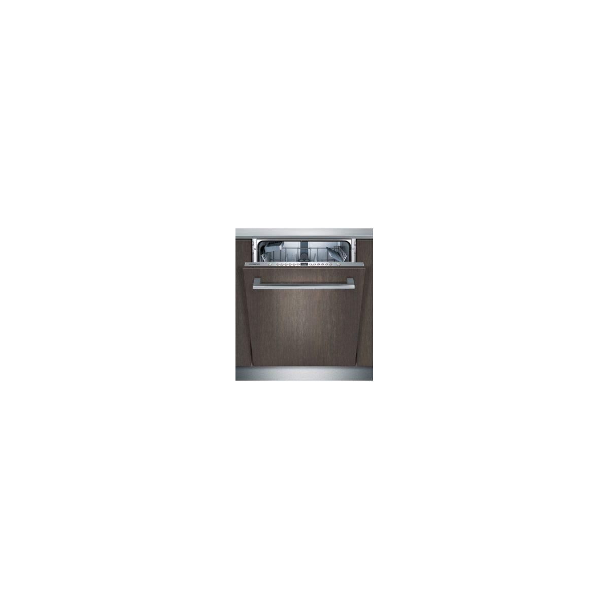 Lave vaisselle tout int�grable 60 cm siemens sn636x02ie - livraison offerte : code livp