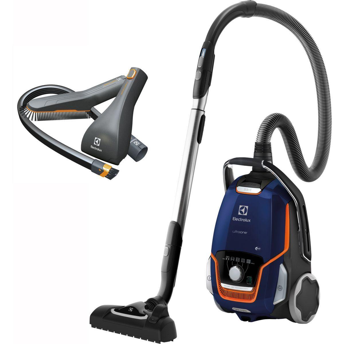 Aspirateur avec sac electrolux ultra one euoc92baut - livraison offerte : code premium