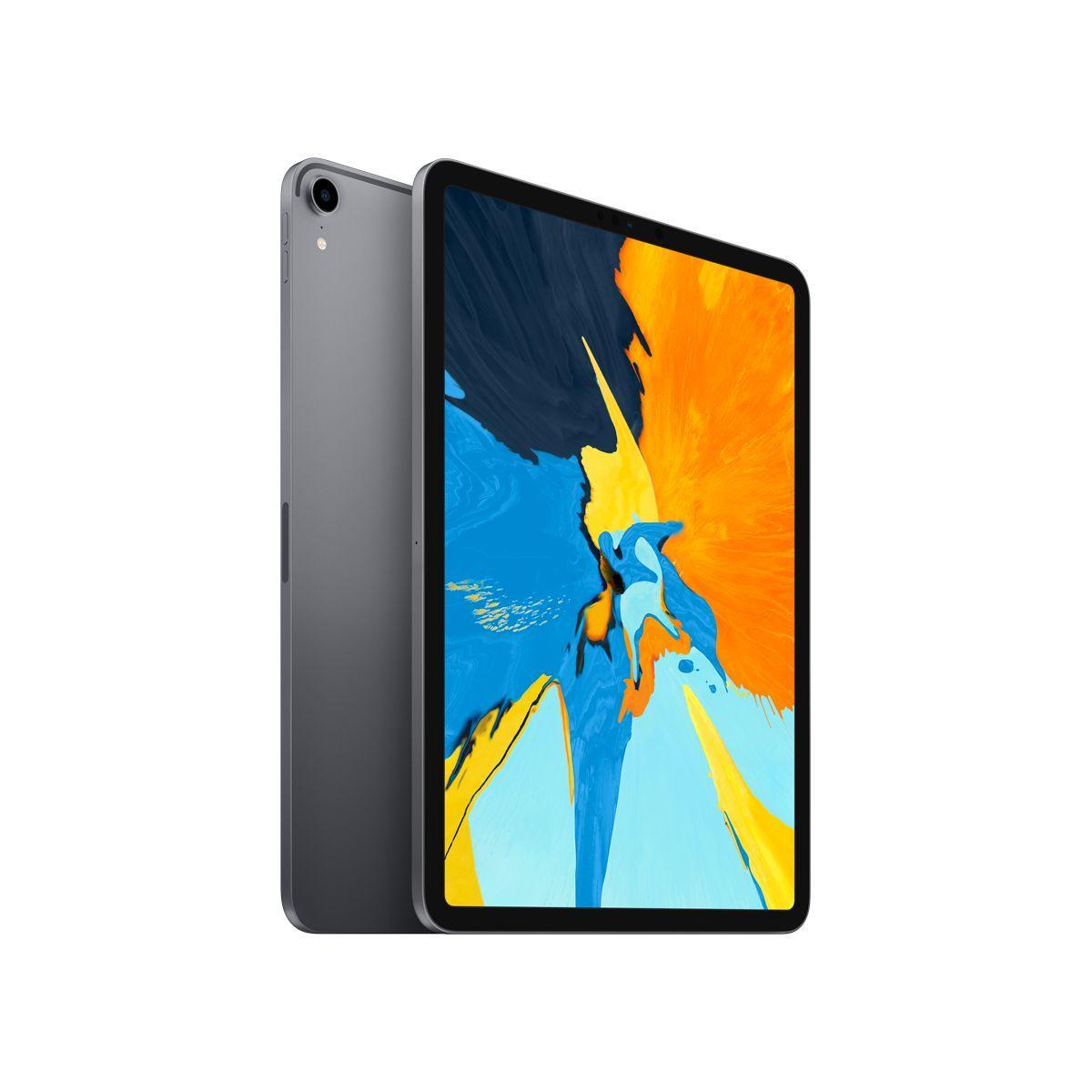 Tablette apple ipad pro new 11' 512go gris sid�ral - livraison offerte : code livrelais (photo)