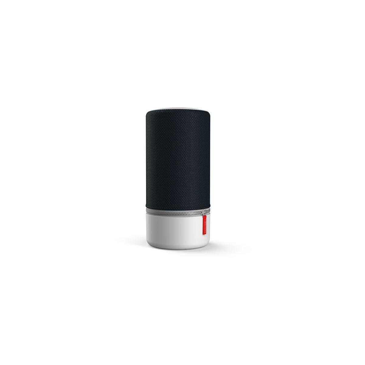 Enceinte multiroom libratone zipp 2 frosty black - livraison offerte : code premium