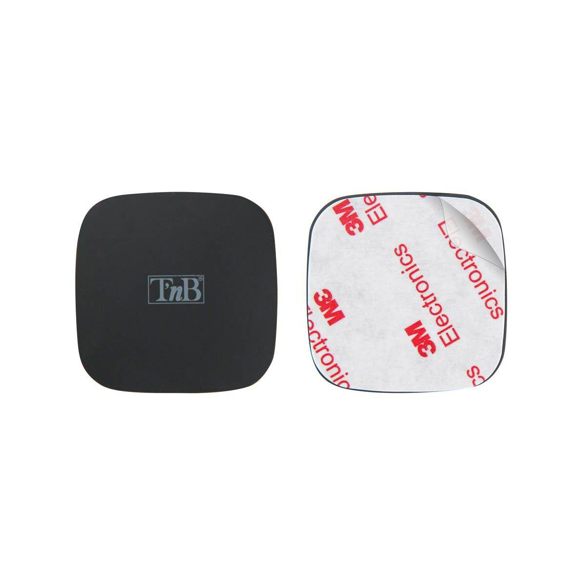 Support smartphone tnb patch magn�tique adh�sif (photo)