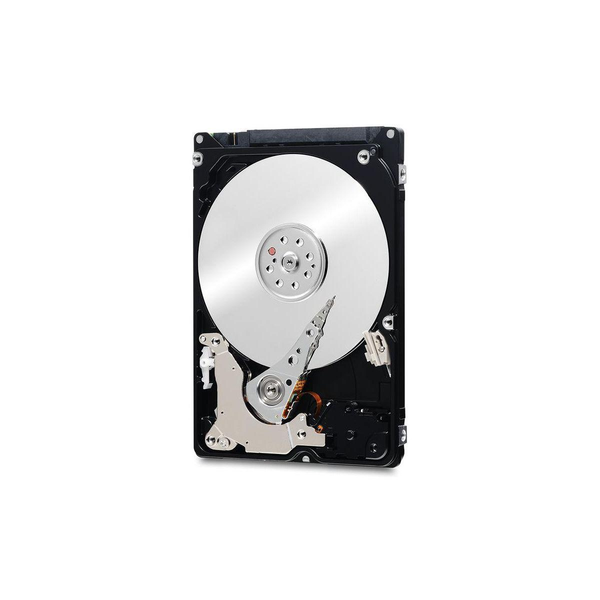Disque dur interne western digital int 2.5'' 2to laptop (blue)