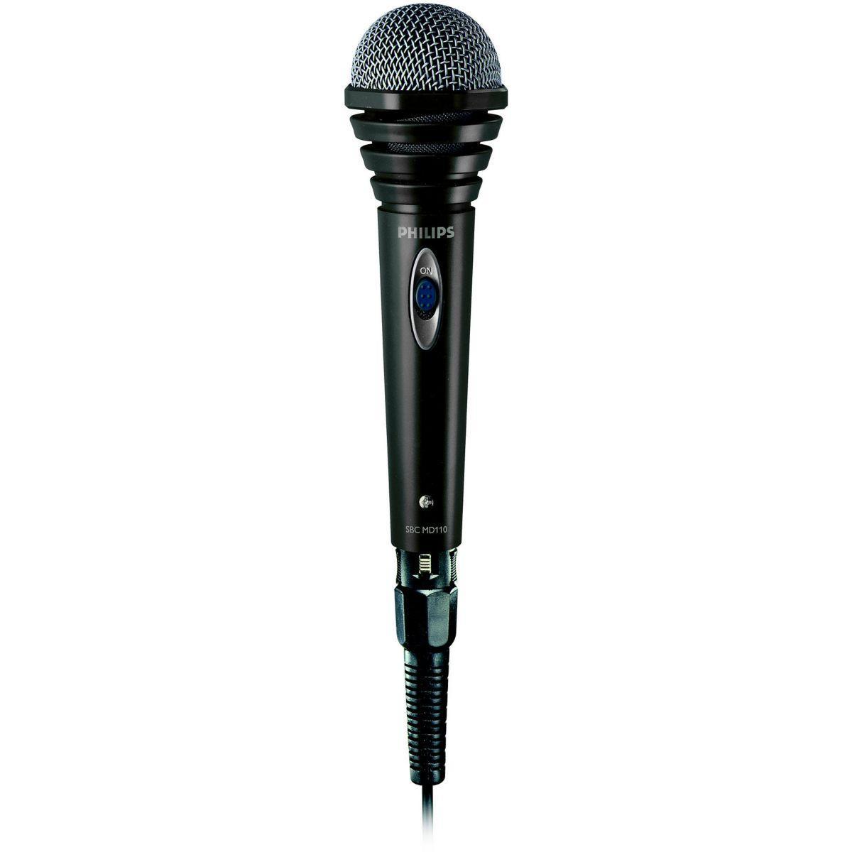 Microphone philips sbc md110/00 (de voix) - 20% de remise immédiate avec le code : cool20 (photo)