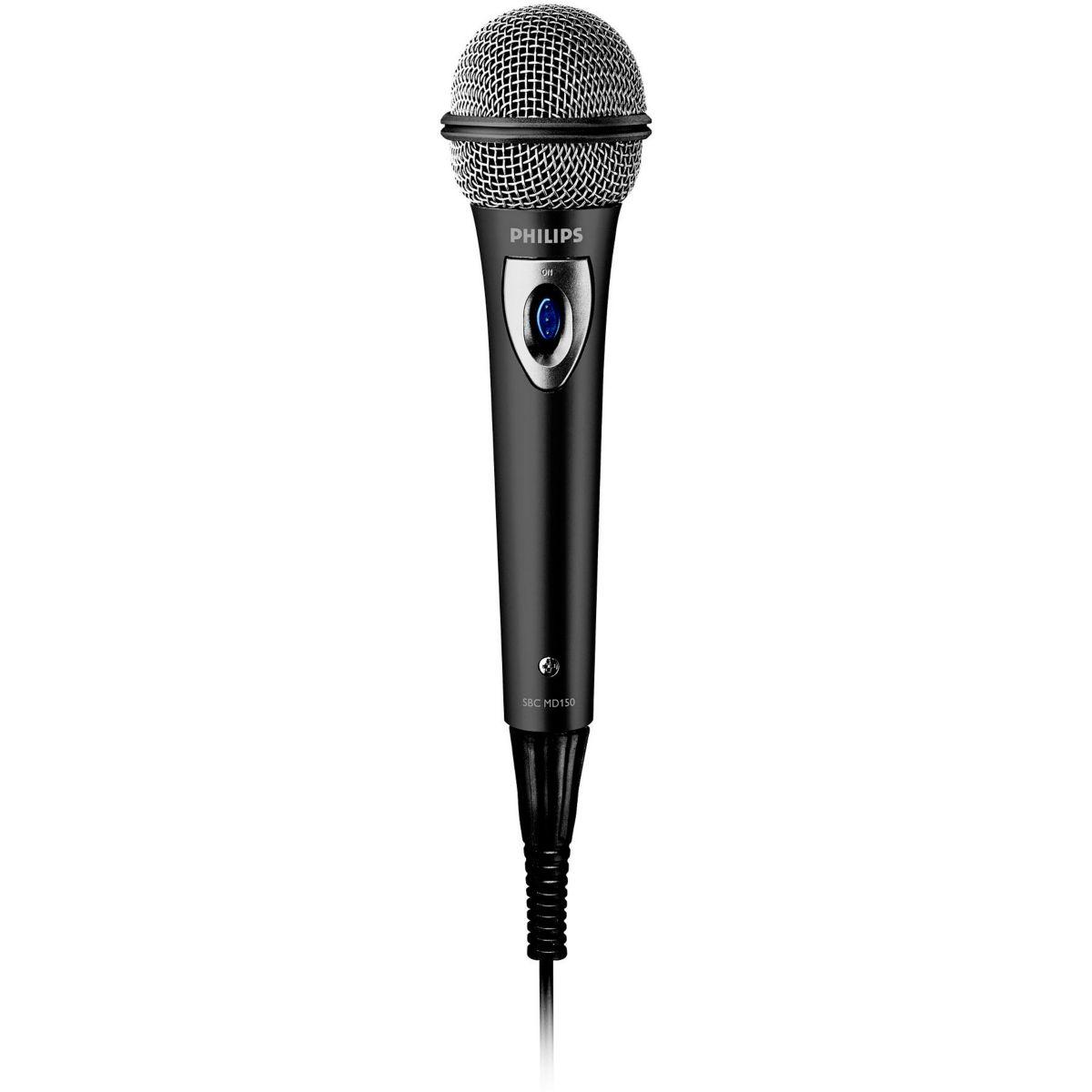 Microphone philips sbc md150/00 (de voix) - 20% de remise immédiate avec le code : cool20 (photo)