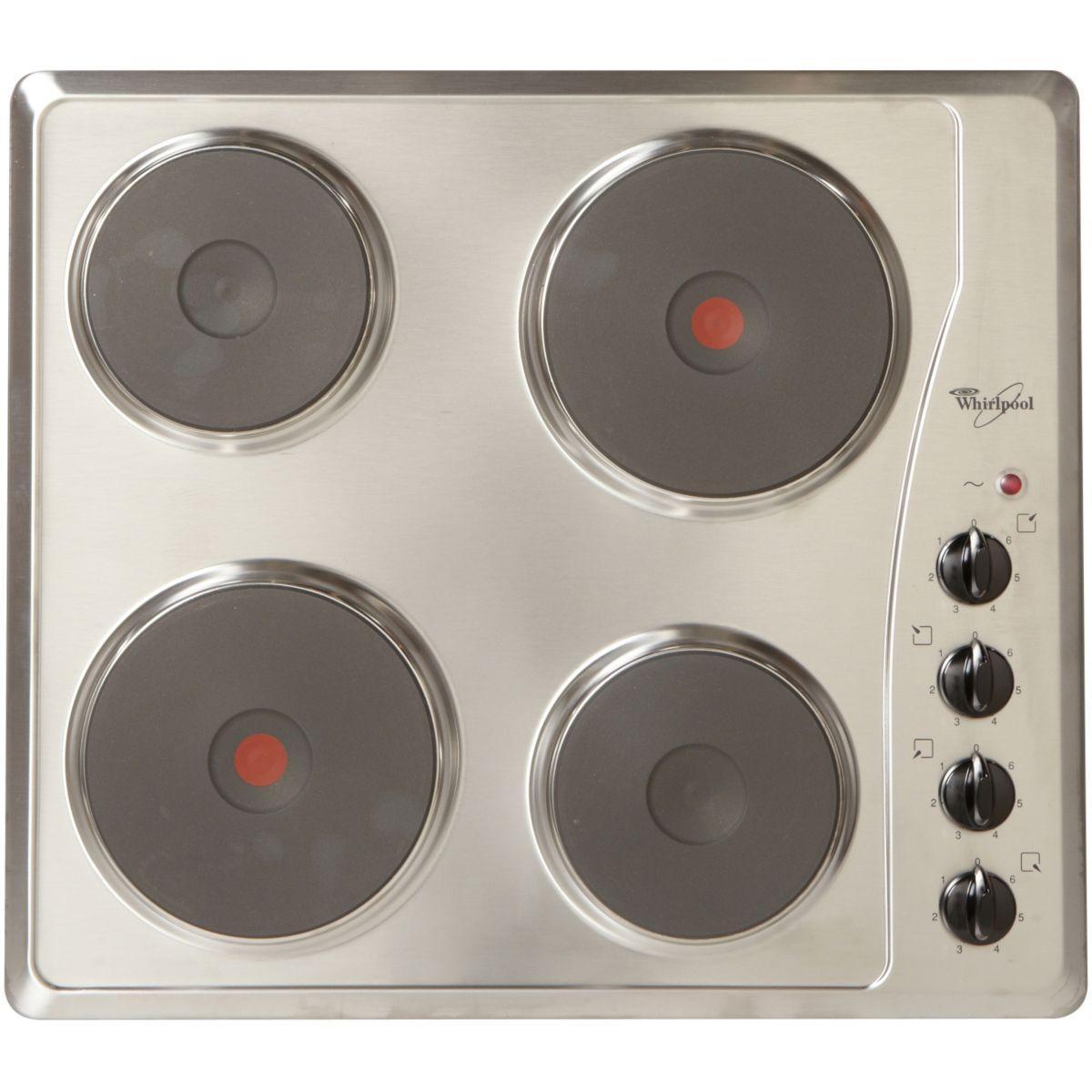 Cuisson electrique achat vente de cuisson pas cher - Table de cuisson whirlpool ...