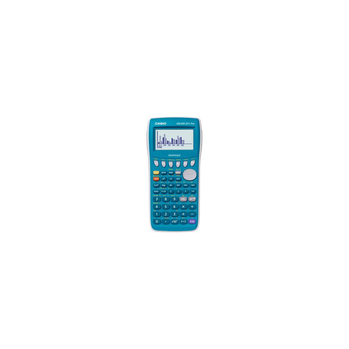 Calculatrice graphique casio graph 25+ e (photo)