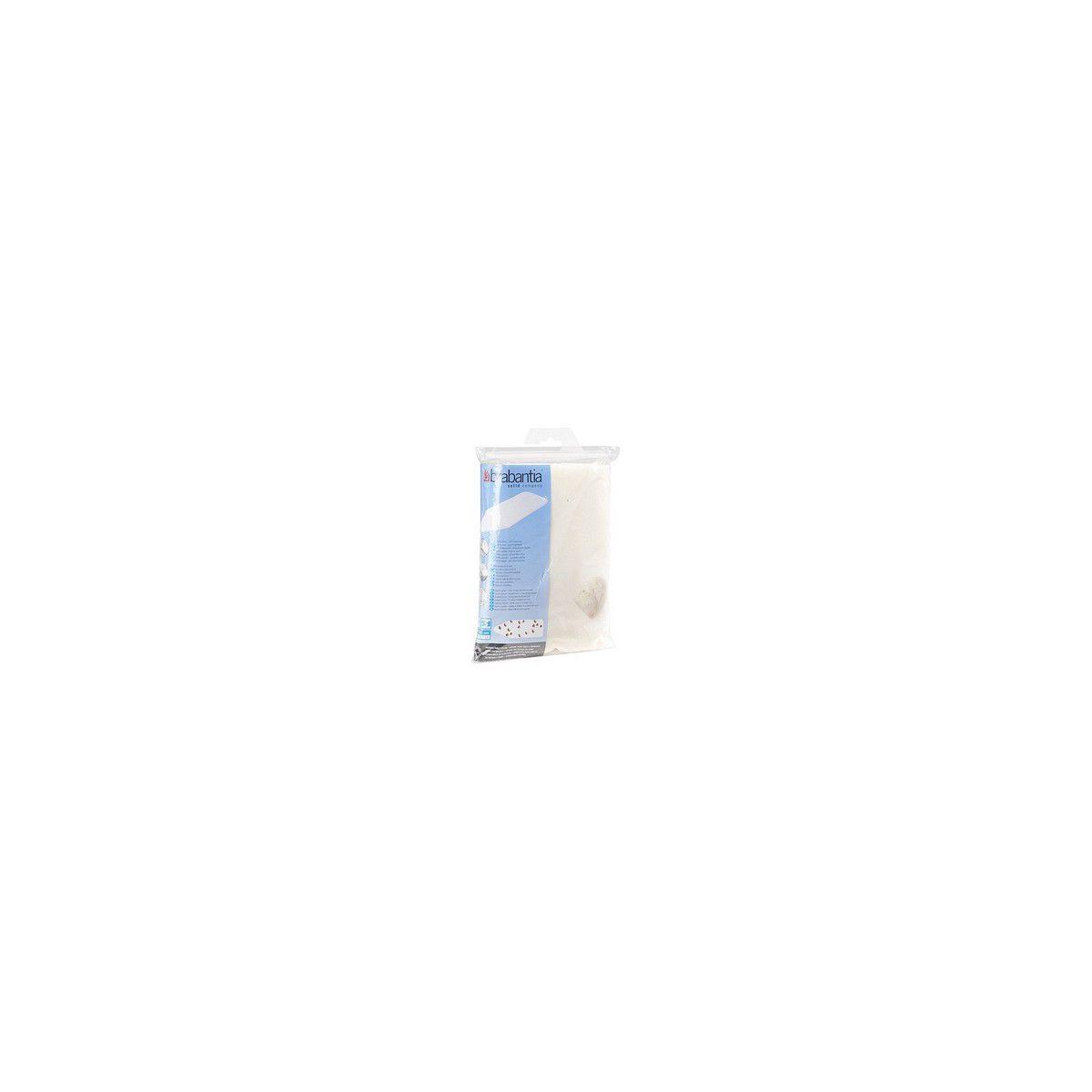 Housse brabantia 19.15.27 avec mousse, 124x45