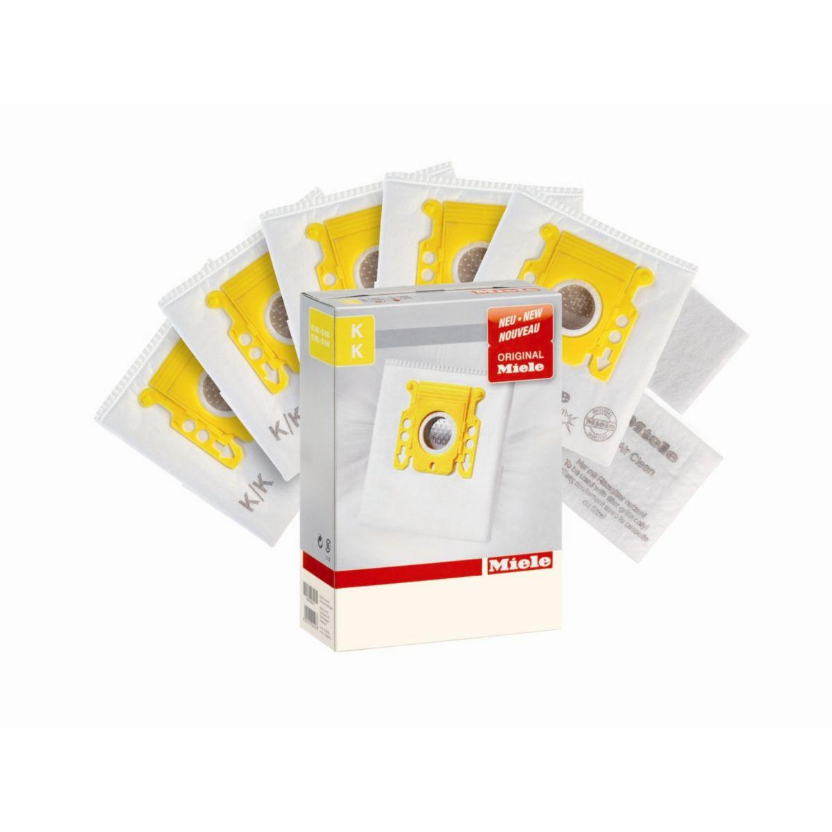 Sac aspirateur miele hyclean kk - produit coup de coeur webdistrib.com !