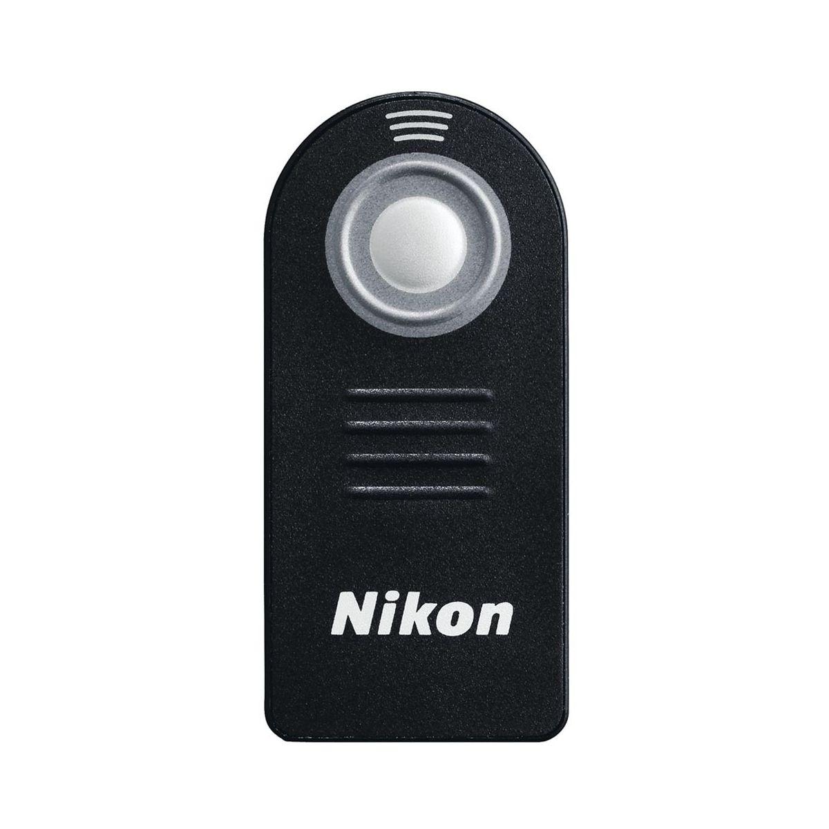Télécommande nikon ir ml-l3 pour d70 - 3% de remise immédiate avec le code : multi3