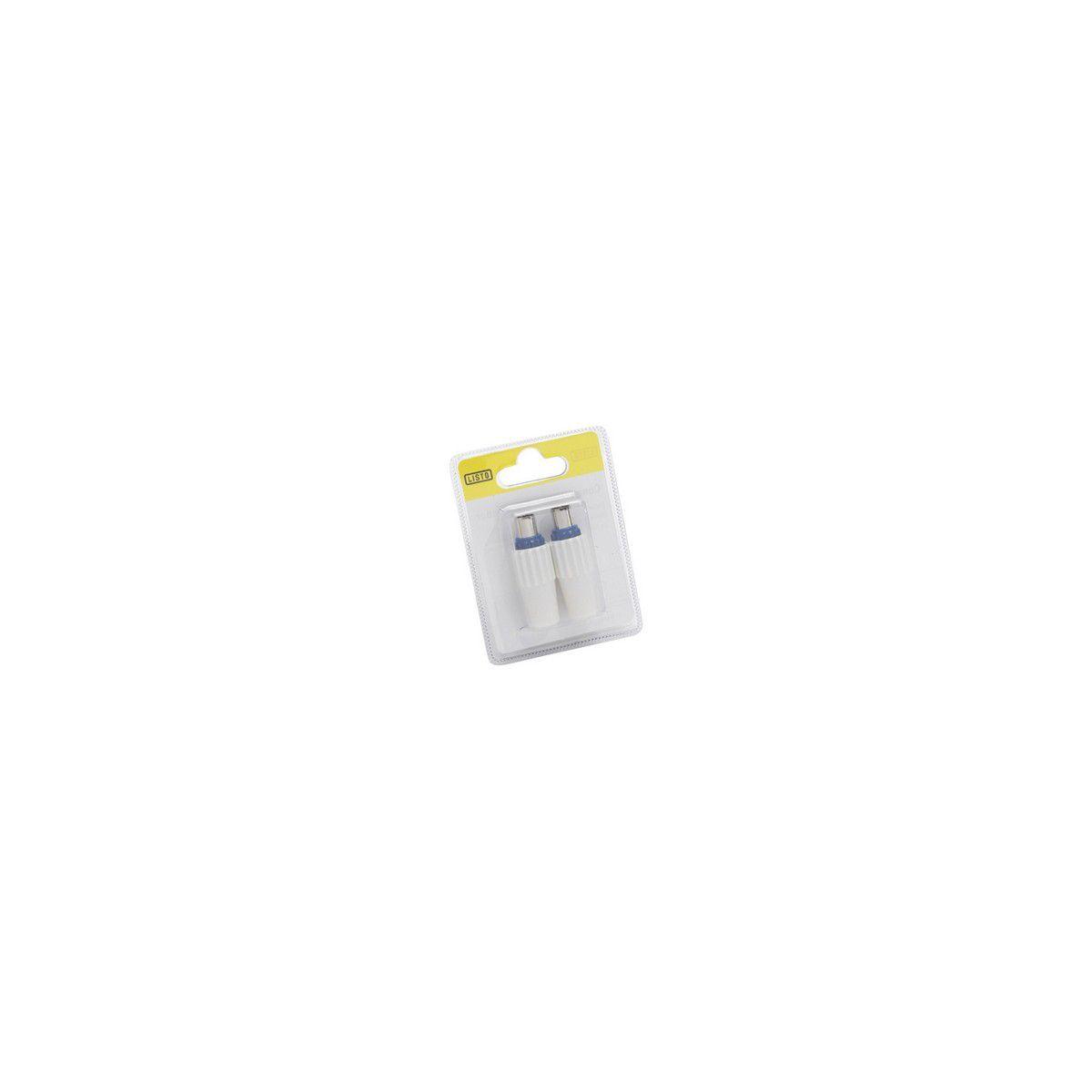 Fiche sc coaxiale droite- 2m - produit coup de coeur webdistrib.com ! (photo)