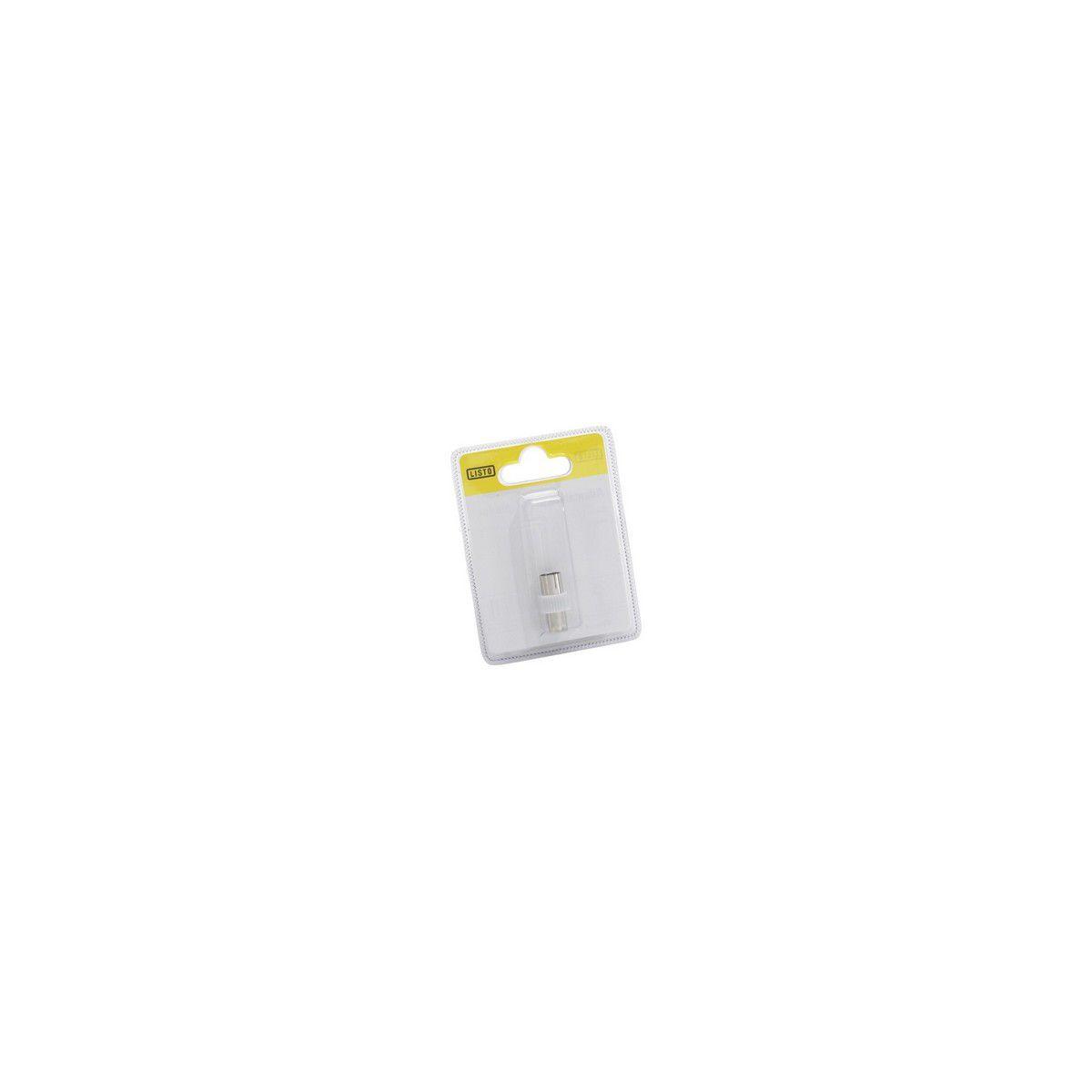Adaptateur sc coax m 9mm/coax f 9.5mm - produit coup de coeur webdistrib.com ! (photo)
