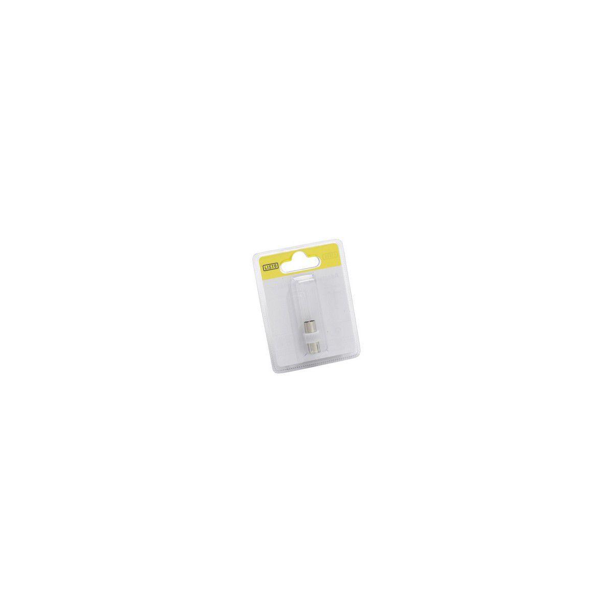 Adaptateur sc coax m 9.5mm/coax f 9mm - produit coup de coeur webdistrib.com ! (photo)