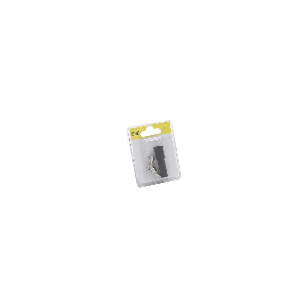 Connecteur sc f+joint-2mâles +manchon - produit coup de coeur webdistrib.com ! (photo)