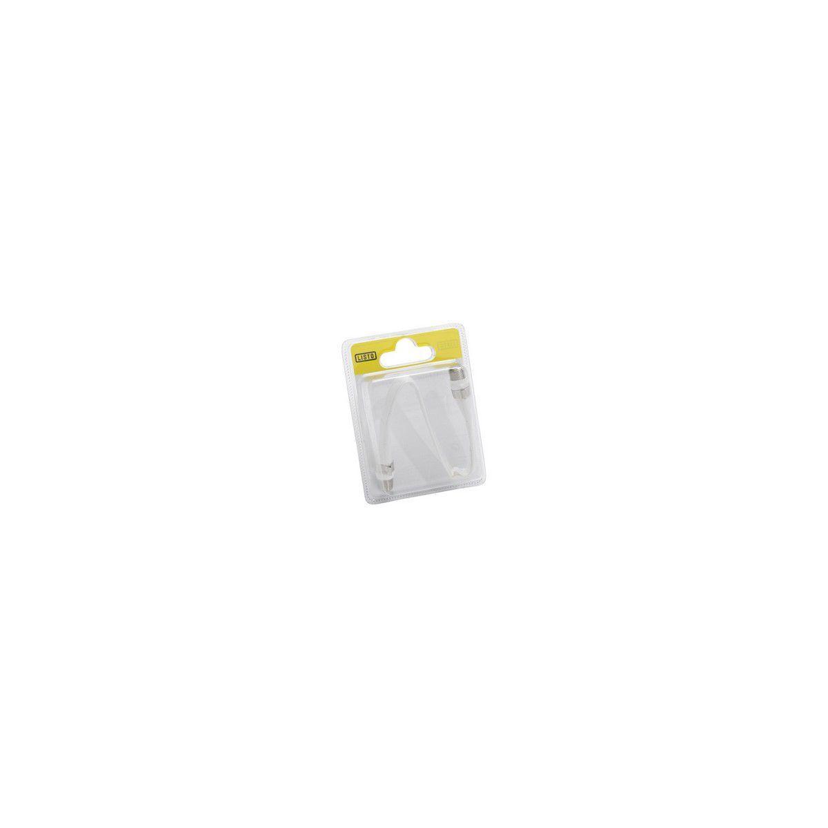 Cordon sc 0m40-plat f/f pour fenêtre - produit coup de coeur webdistrib.com ! (photo)