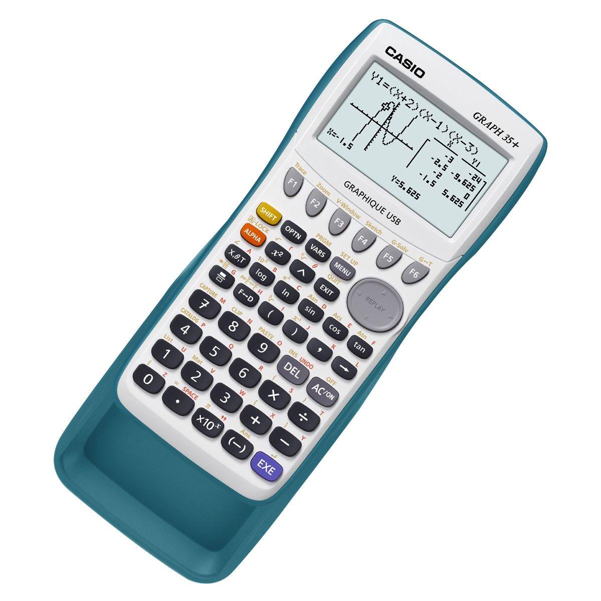 Calculatrice graphique casio graph 35+ e - livraison offerte : code liv (photo)