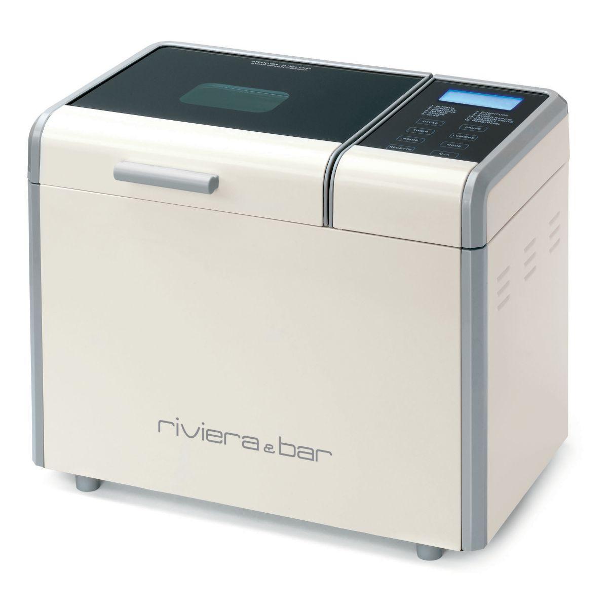 Machine � pain riviera et bar qd 782 a (blanc) (photo)