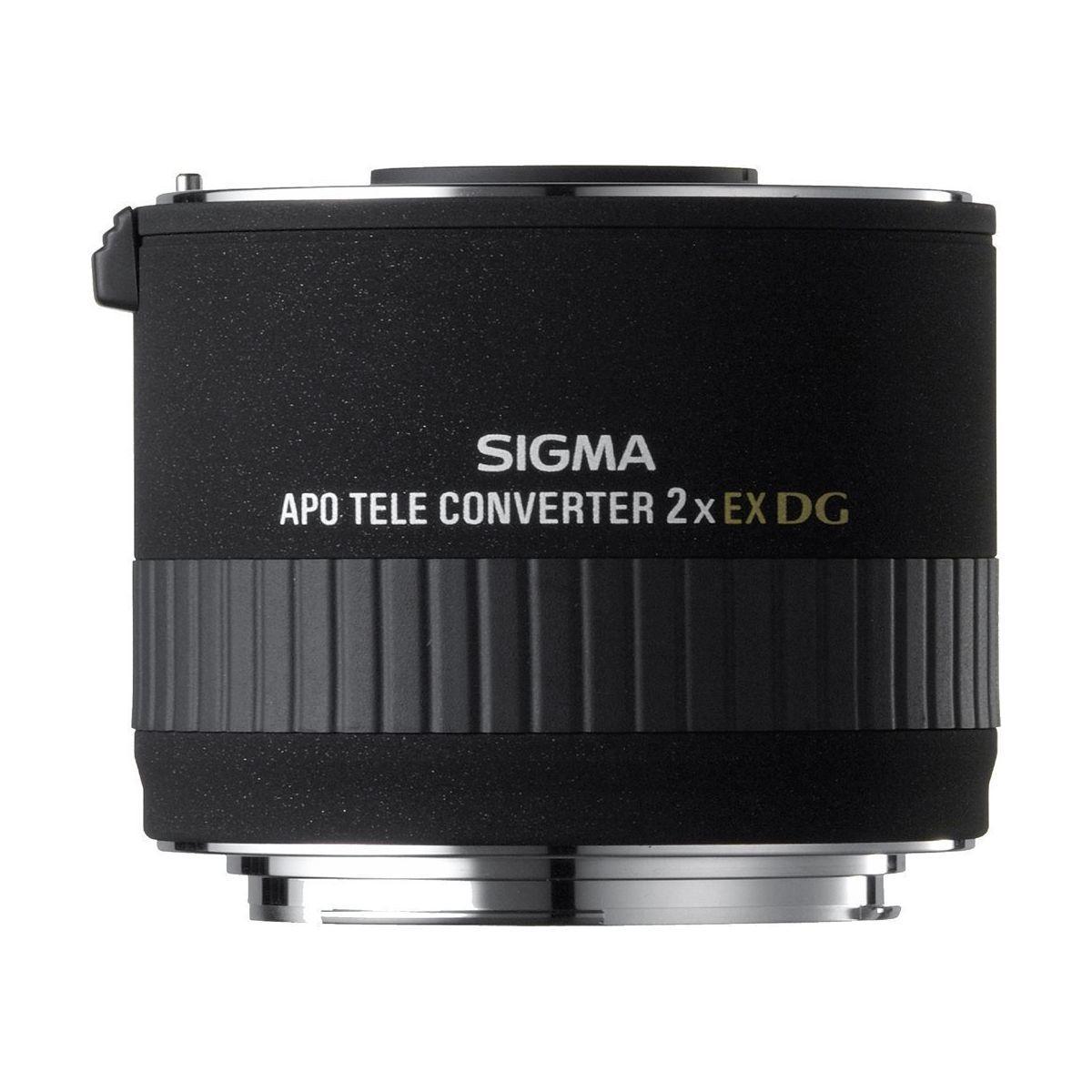 Objectif pour reflex plein format sigma t?l?convertisseur 2x a...
