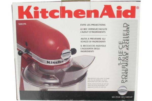 Couvercle kitchenaid 5kn1ps verseur/protecteur (fourni) - livraison offerte : code liv (photo)