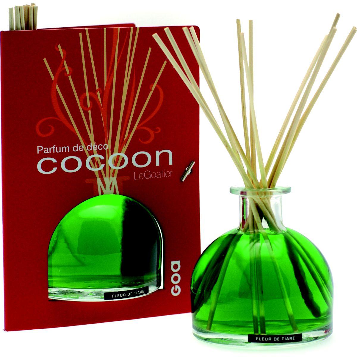Goa goatier cocoon fleur de tiare 250 ml - 10% de remise immédiate avec le code : top10 (photo)