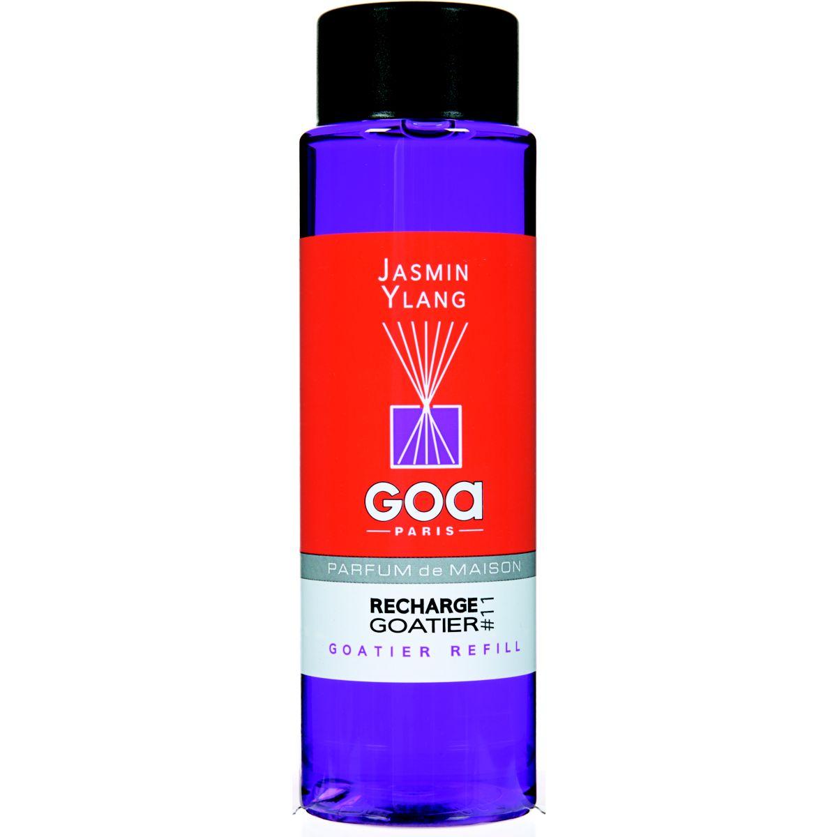 Goa recharge jasmin ylang 250ml pour goatier - 7% de remise immédiate avec le code : cool7 (photo)