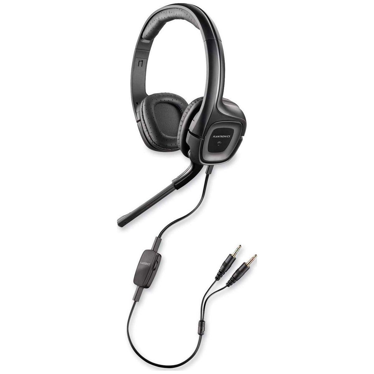 Casque micro gamer plantronics audio 355