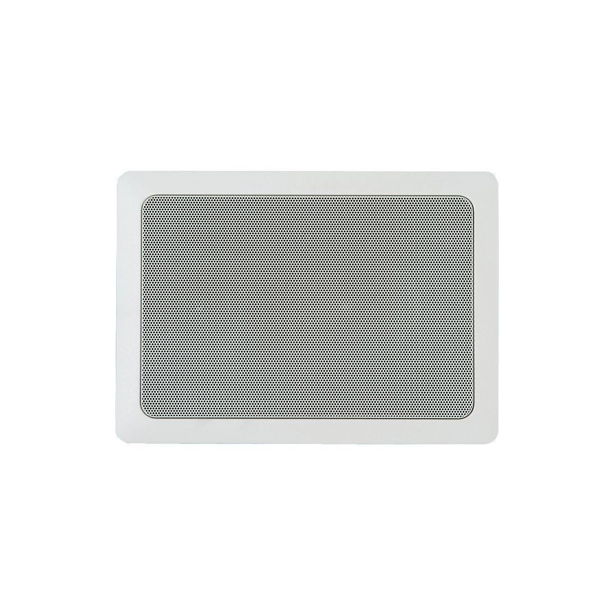 Enceinte encastrable davis 100 re blanc - livraison offerte : code premium (photo)
