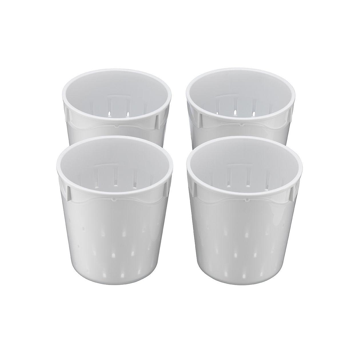 Pots lagrange 4 petites faisselles 0.25 l - 7% de remise immédiate avec le code : cool7 (photo)