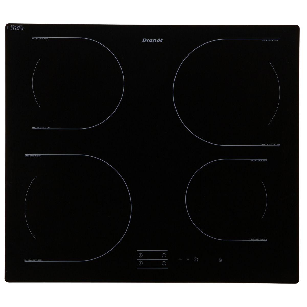 Lectrom nager table de cuisson induction brandt ti112b - Table induction brandt ...