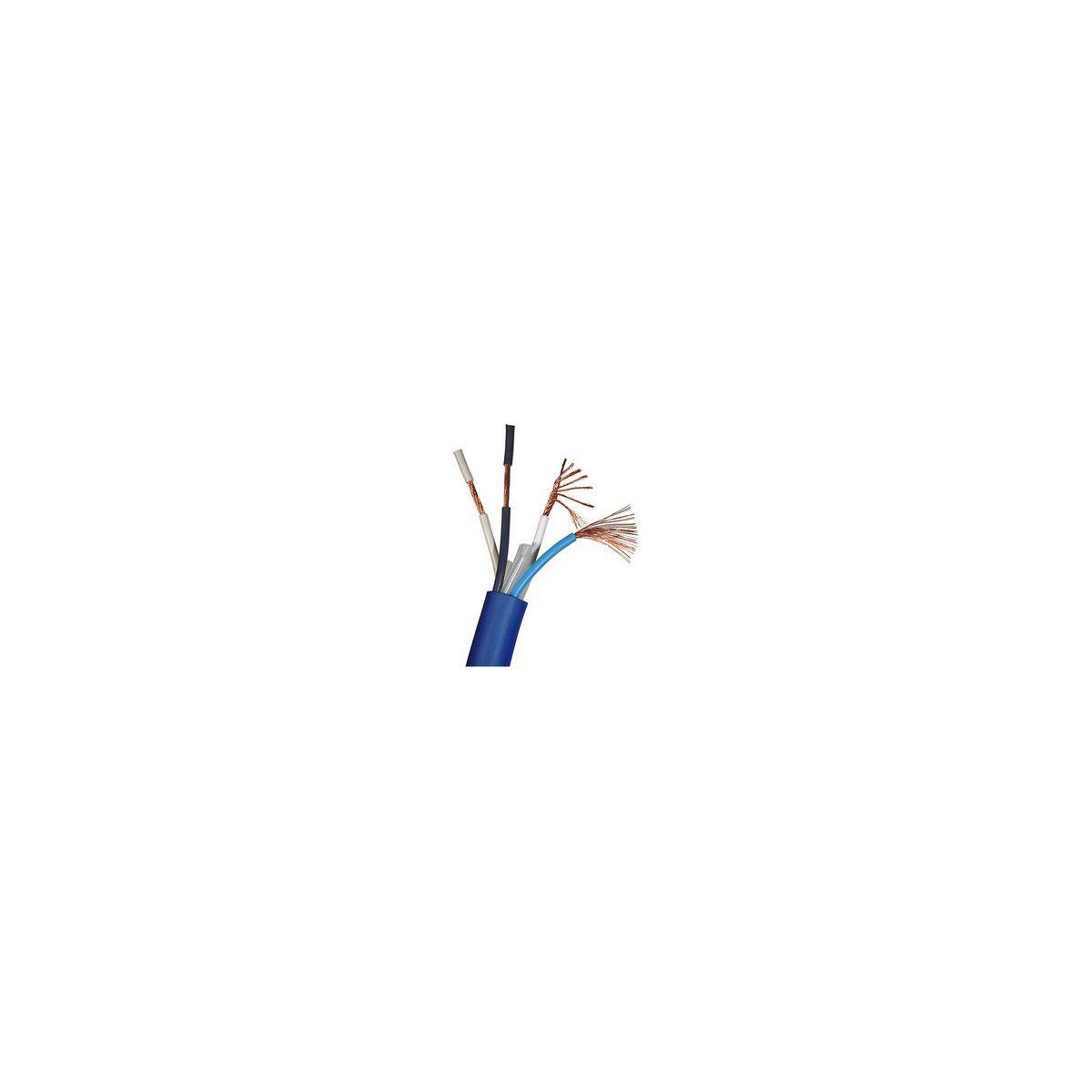 Câble real cable 2.50mm2 en 2x3m00 - livraison offerte : code livdomicile (photo)
