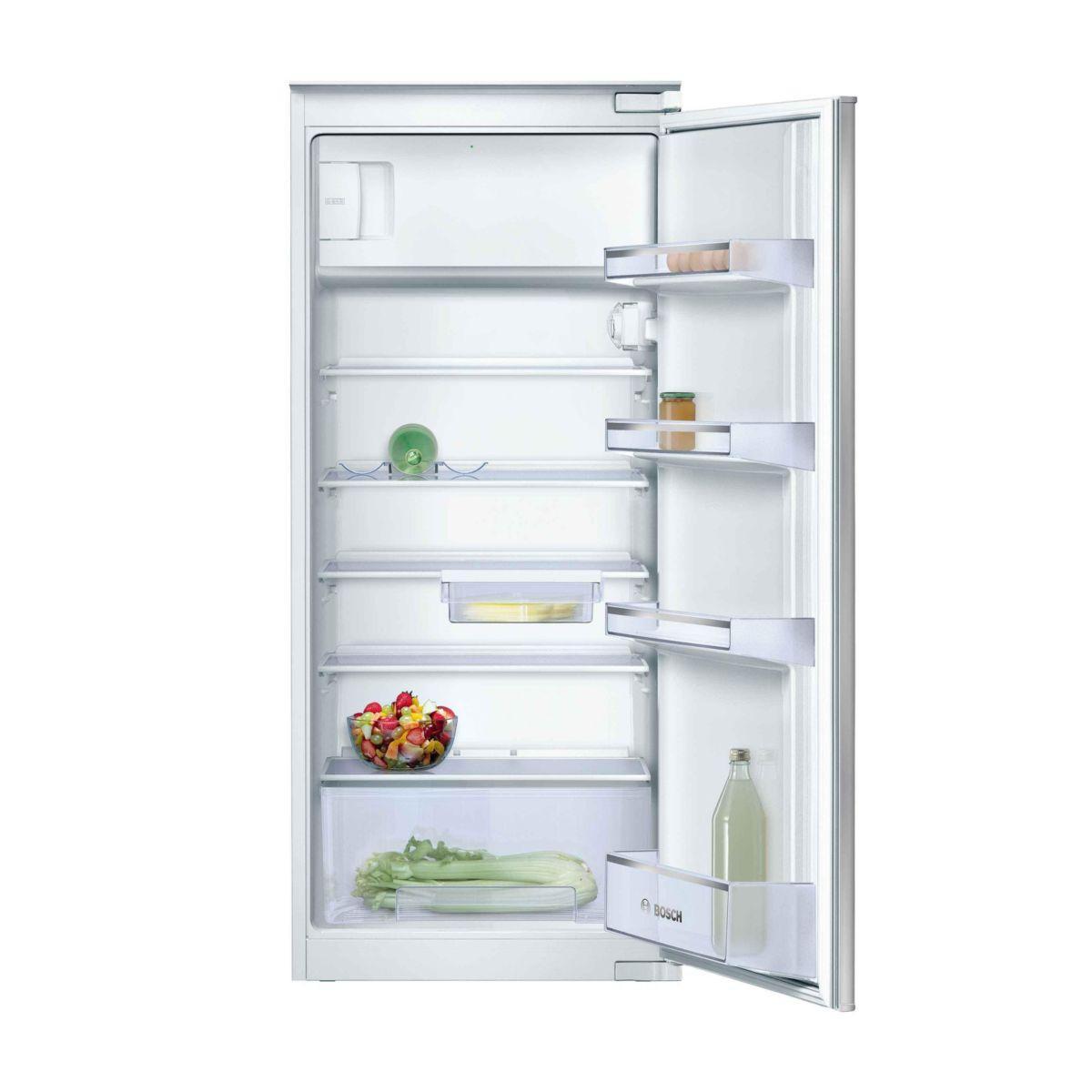 Réfrigérateur intégrable freezer bosch kil24v21ff - 2% de remise immédiate avec le code : cool2 (photo)