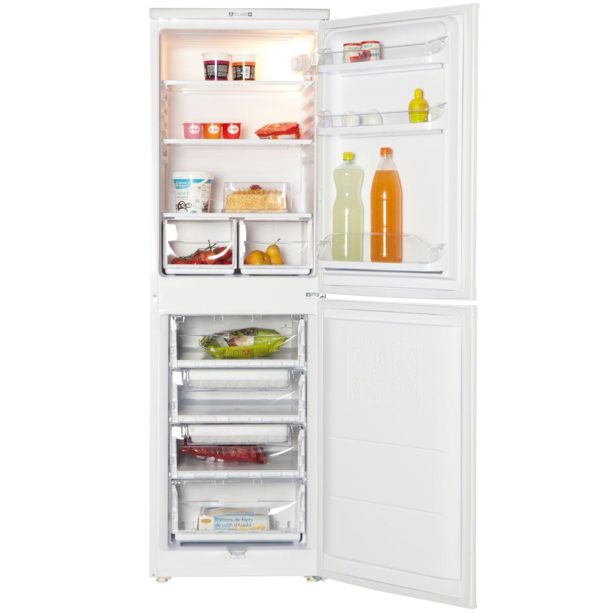 Réfrigérateur congélateur en bas indesit caa 55 - 2% de remise : code gam2