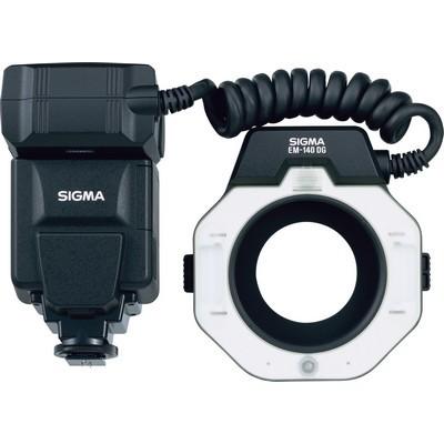 SIGMA Flash Macro EM 140 DG Nikon-ITTL F30923